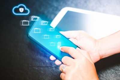 فضای ابری حسابداری موبایل